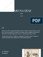 ICQC Karuna Quiz