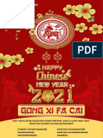 Happy Chinese New Year From Kys
