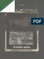 Ringelblum Emanuel - Kronika Getta Warszawskiego