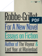 For a New Novel Essays on Fiction by Alain Robbe-Grillet (Z-lib.org)