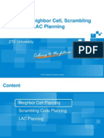 WPO-10 WCDMA Neighbor Cell, Scrambling Code and LAC Planning-47