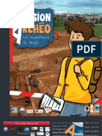 dossier presentation Mission Archéo