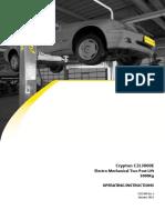 Crypton-3T-2-Post-Lift-Manual