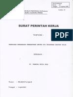==Pengawasan Pembangunan Gedung KP 3 Pelabuhan Tanjung Priok-2011