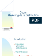 Cours Marketing de La Distribution