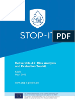 Risk Analysis and Evaluation Toolkit