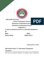 Biniam Worku Assignment 1