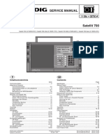 Grundig Satellit_700 Service Manual