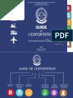 Guide de l'exportateur Fr  2016