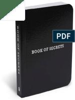 Book of secrets jazz