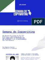 TERCEIRO SLIDE - Semana Do Copywriting