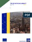Los retos de los centros históricos  multifuncionales  - Boletín Urbact Febrero 2011