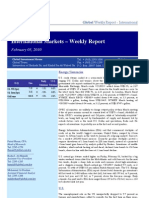 Global Investment House - Weekly Report