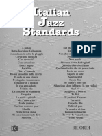 Antonio Ongarello - Italian Jazz Standards