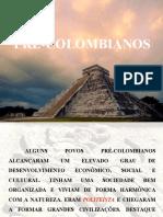 Civilizações Asteca, Maia e Inca