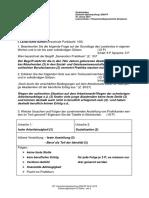 DSH Karlsruhe 02 LV Lösungen