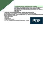 Formular de Comanda Curier - ianuarie 2021