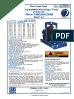 Spesifikasi Gorman Ruup PAH3A60-6068H