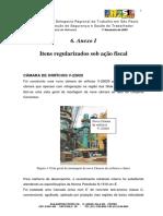 Itens Regularizados Sob Ação Fiscal