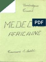 Medecine Africaine 1