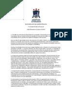 Atividade Semana 1 Gestão de Pessoas II André Bartolomeu Cisneiros Da Silva