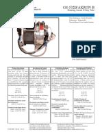 DU 5308 S532B Dunlee (Data sheet)