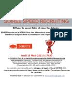 Soirée Speed Recruiting Sogeti