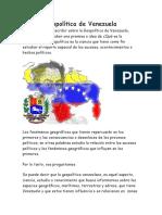 Geopolítica de Venezuela 3
