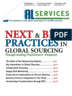 Next & Best Practices in Global Sourcing