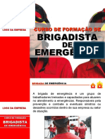 treinamento de brigada