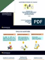 AUDITORIAS INTERNAS DE CALIDAD CAPITULO 6