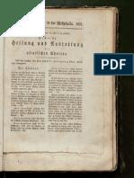 Hahnemann (1831)-Sicherste Heilung Und Ausrottung Der Asiatischen Cholera [Extra-Beilage Westpfalia 39]