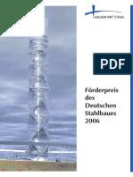 Stahlbau Förderpreis 2006
