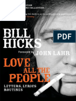 Love All the People - Bill Hicks