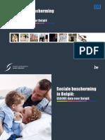 Sociale Bescherming in Belgie Essobs Data 2011