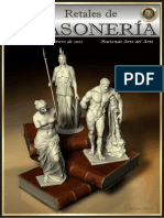 Retales Masoneria Numero 116 - Febrero 2021