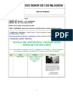 Guia Manual de Conv Ivencia, Símbolos Patrios Sexto