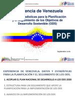 8 Datos estadísticos INE Venezuela por CEPAL
