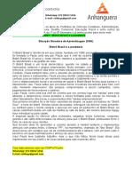 1º,4º e 6º SEMESTRE ST 2021 - Bistrô Brasil e a Pandemia