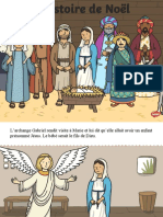 FR T T 4790 the Nativity Christmas Story Powerpoint French Ver 1