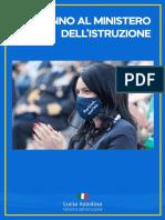 Social_un Anno Al Ministero Dell'Istruzione Azzolina