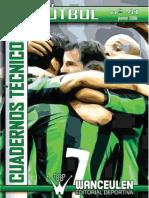 Fútbol cuadernos técnicos N° 41