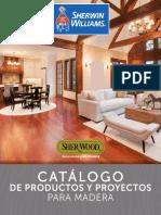 Catálogo de Productos Sherwood 2019