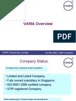 Vama Industries Ltd - Copper