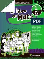 El Libro de Mate 1-2 GD