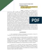 Restricción Vehícular Zona Urbana de Antofagasta (05.02.2021