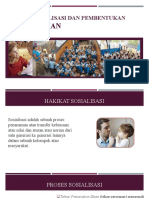 PPT Materi Sosiologi Kelas X Bab 4. Proses Sosialisasi dan Pembentukan Kepribadi