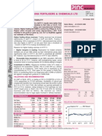 PINC Result Review – Nagarjuna Fertilisers & Chemicals Ltd.