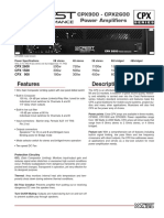 Crest-Audio-CPX-1500-Spec-Sheet