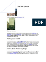 [sejarah]Tembok Berlin